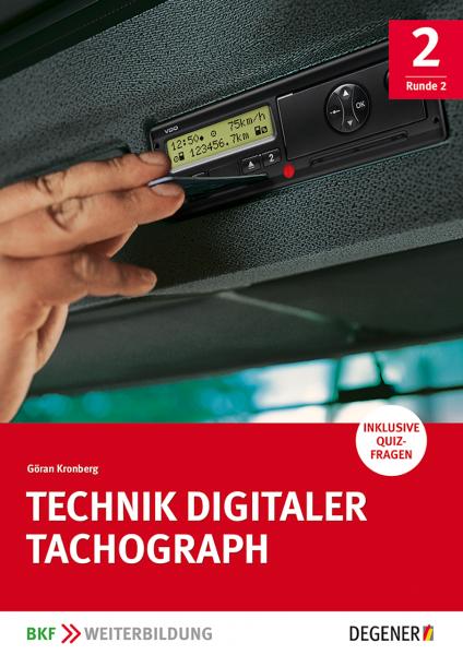 Technik Digitaler Tachograph